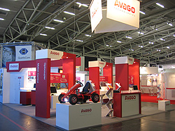 Avago Technologies - Electronica 2008, Mnichov